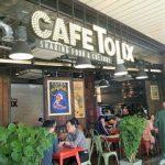 ソウルでいつも行くカフェ江南のTOLIX(トルリックス)