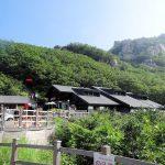韓国の名峰 雪岳山国立公園(ソラクサン)の景色