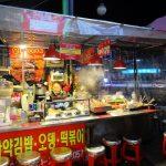 ソウル広蔵市場で名物麻薬キンパッを屋台で食べてみた