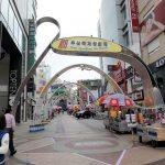 釜山で賑やかな国際市場&BIFF広場の昼と夜
