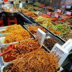 釜山で人気の夜市場♪富平カントン市場