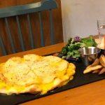 ソウル西村 韓屋の超美味な有名ピザ店 オギンピザ