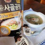 ~追記有~超おすすめ韓国土産!サゴルコムタン(牛スープの素)