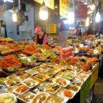 釜山の生活を感じる!釜田市場をウロウロ歩く①