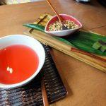 釜山西面 伝統茶屋「茶の庭」で美味しいお茶を楽しむ