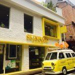 ソウル新沙洞カロスキル、スキンフードカフェでの楽しみ方