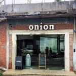 最新ソウルの人気スポット聖水洞のカフェ オニオン