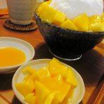 ソウルのカフェ「JIYUGAOKA8丁目」清潭洞で美味しいかき氷