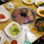 美味しい!清潭洞の人気焼肉店ガンガンスルレで夕食
