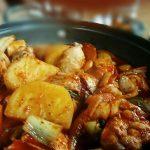 新沙洞人気店!木浦家(モッポチブ)で韓国家庭料理タッポックンタンをいただきます