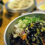 ソウル 狎鷗亭ロデオの人気韓国ソバ屋「ソンオク」でランチ