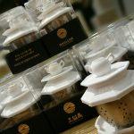 韓国旅行♪録茶カフェ「オソルロッ」でお土産見っけ