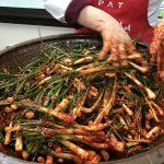 ソウルでキムチ名人に習う!本格キムチ作り方講習会を見学!