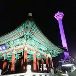 釜山観光で外せない!釜山タワー&龍登山公園