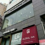 安くて便利!釜山ナンポドン グローバルインホテル②ツイン