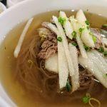 ソウル3大冷麺のウレオッ(又来屋)のプルコギ&冷麺が美味しい