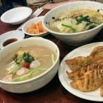 ソウル乙支路,中華料理の老舗「安東荘」で韓国風中華料理ランチ