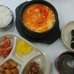 韓国旅行1人旅や朝食の強い味方!キムパッチョングッ(キムパ天国)