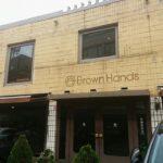 ソウル江南区でお洒落カフェ「ブラウンハンズカフェソウル」