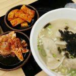 ソウル薬水で夕食♪老舗名店、鶏と麺専門店チョンナムポミョンオク