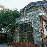 ソウル江南のクラシックな一軒屋パン屋カフェ「ザ チェアー」