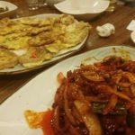 ソウルで光州料理を食べました!土末(ドマル)