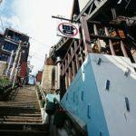 釜山駅前の草梁(チョリャン)イバグキル168階段&モノレールに行ってみた!