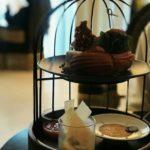 ソウルで話題のホテルカフェ♪レスケープホテル ルサロンでアフタヌーンテー