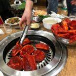 広蔵市場コチュジャンたれ焼肉専門店「ナムメドゥンシム」