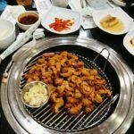 ソウルで一番美味しいと評判のホルモンの老舗「良味屋」でいただく