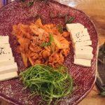 ソウル西村のお洒落な韓国料理のお店「エンドゥコッ」