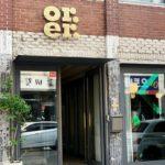 ソウル聖水の素敵な文具屋&カフェ「or.er.」