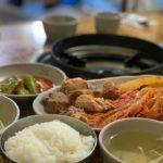 超有名な韓国家庭料理店!ハノッチッ 西大門本店