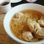ソウルでも美味しい忠記麺家(チョンダム店)で海老ワンタン麺