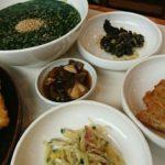 ソウル明洞の美味しいお粥屋「粥郷チュッヒャン」