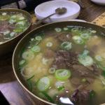 ソウル江南の美味しい「イドコムタン」