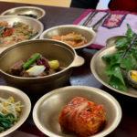 慶州で一番有名な韓定食「瑤石宮」ヨソックン