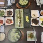 大好き!釜山名物のワカメスープ専門店で朝食