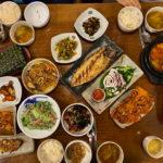 ソウルの隠れ家!家庭料理の店「田園」