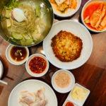 冷麺が美味しい人気店「ピヤンオク 」汝矣島店