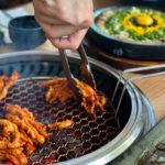 ソウルのお洒落な鶏専門料理店「セミゲ 」で焼肉