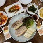 ソウルで1番美味しいと評判のポッサムが食べれる!