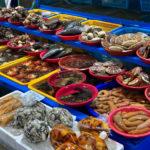 韓国の統営(トンヨン)の市場へ行ってみた!