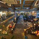 予想以上の凄さ!仁川の朝陽紡織カフェ
