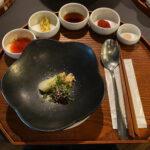 豚と穴子の組合わせ!?ユニークで美味しい韓国料理